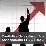 Predictive Sales Candidate Assessments
